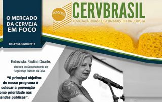 CERVBRASIL LANÇA BOLETIM 2017