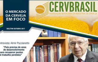 Confira o Boletim CervBrasil de outubro