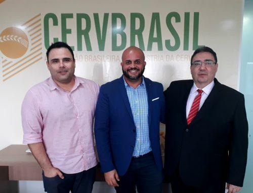 CervBrasil recebe visita do Secretário de Segurança e Defesa Civil de Sorocaba