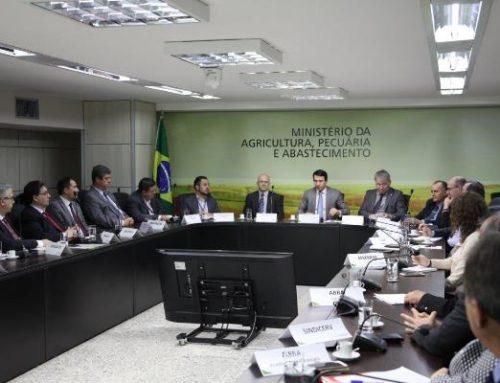 CervBrasil participa de reunião do Programa Agro +, no Ministério da Agricultura