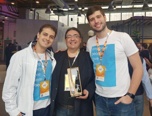 CervBrasil ganha prêmio no Cubo Itaú