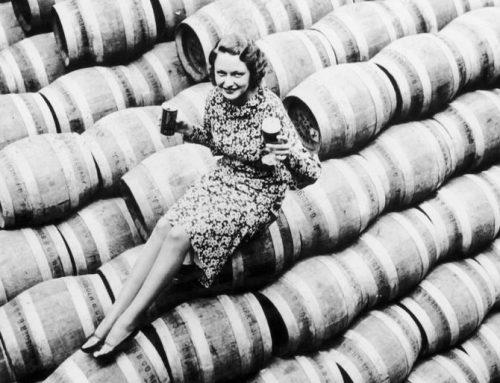 As mulheres sempre tiveram importância na história da cerveja