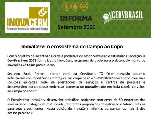 InovaCerv Informa Setembro