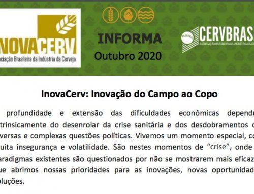 InovaCerv Informa Outubro