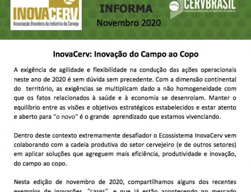 InovaCerv Informa Novembro