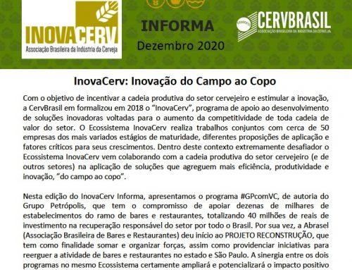 InovaCerv Informa Dezembro
