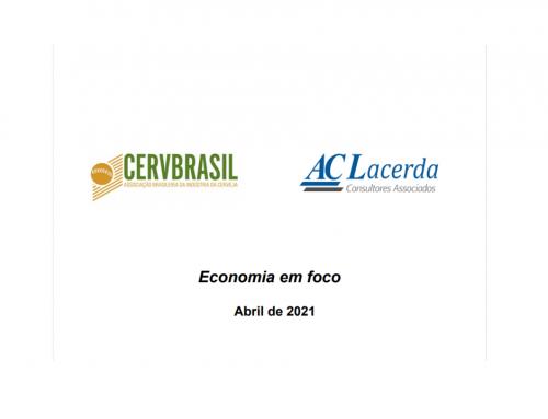 Economia em Foco, Abril 2021